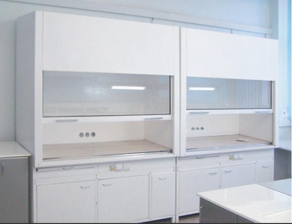 Лабораторные шкафы – для посуды, сушильный и вытяжной