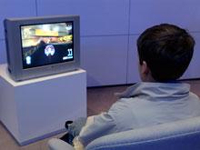 Телевизор и компьютер угрожают развитием гипертонии у детей