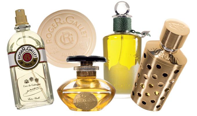 Роскошные ароматы из Франции