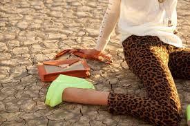 Женская обувь весна-лето 2015.Обувь на танкетке