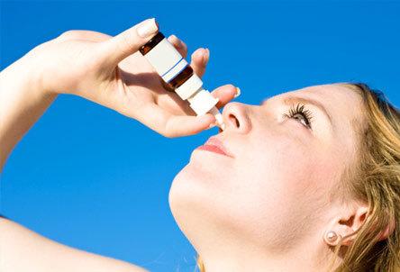 Эффективное лечение насморка.