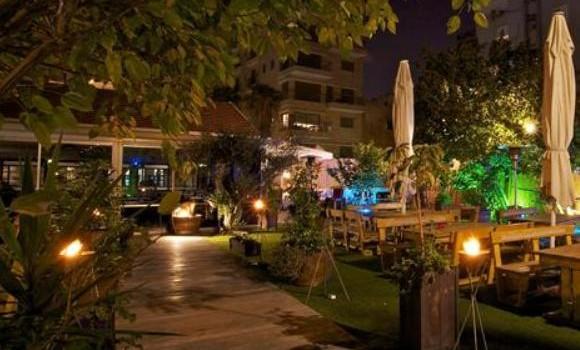 Ресторан «Баба Яга» в Тель-Авиве