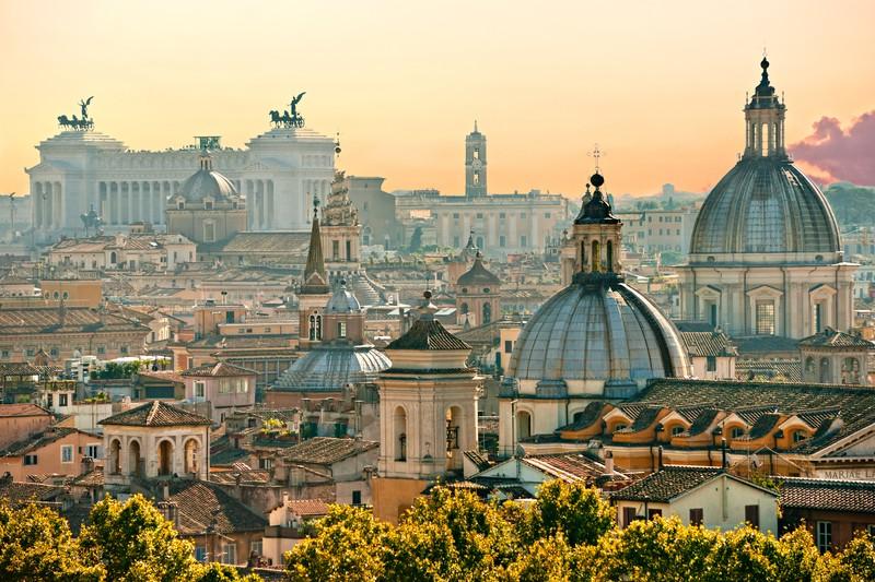 Рим — место, в которое нельзя ехать на один день