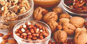 Орехи защищают сердце и берегут фигуру