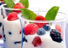 Обезжиренные йогурты снижают риск развития гипертонии