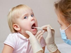 Что делать, если у ребенка сухой кашель?