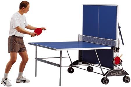 Выбираем теннисный стол: секреты правильной покупки