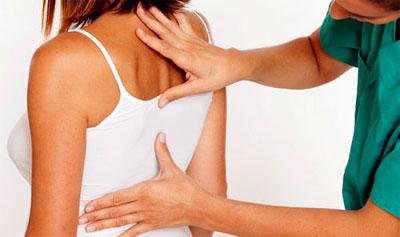 Боль в спине: лечение остеохондроза