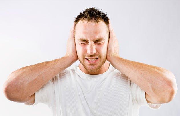 От чего шум в ушах
