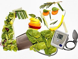 Питание и диета при гипертонии