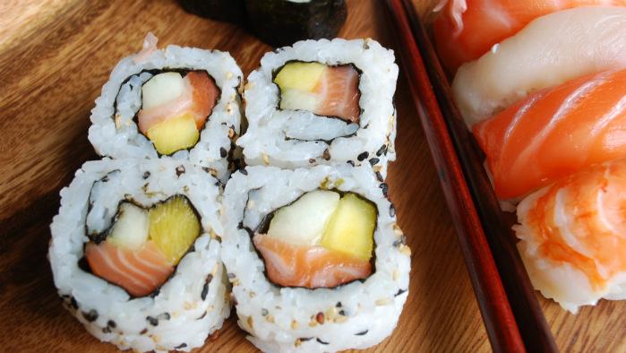 Вкуснейший суши-бар «SUSHKA»