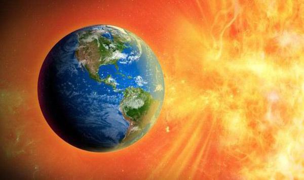 Вспышки на солнце и их влияние на организм человека