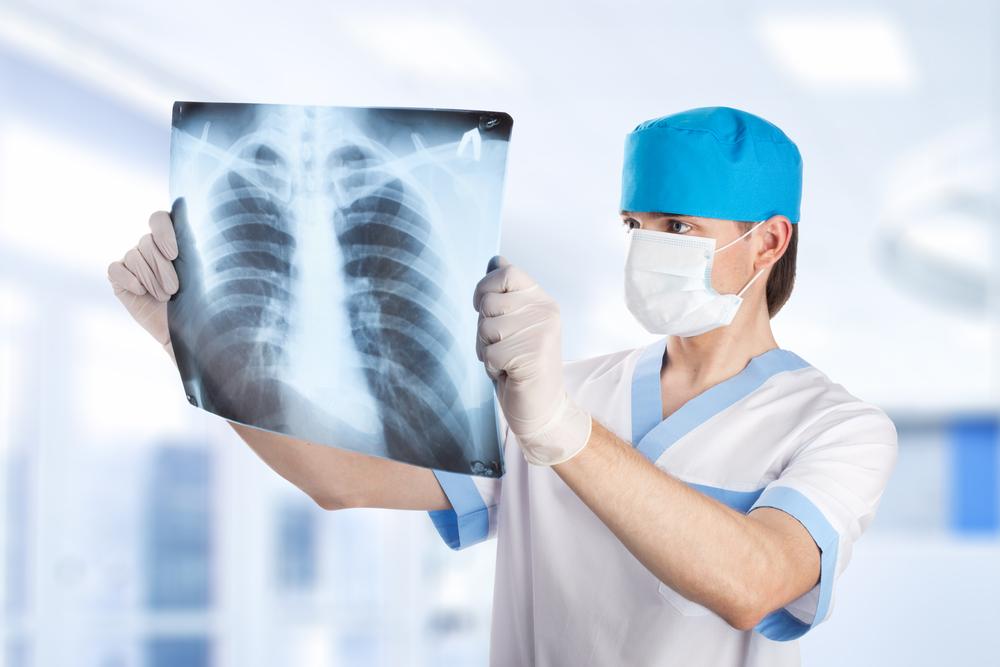 Рентген грудной клетки. Что это и зачем делается?