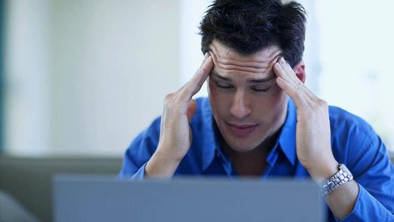 Мужчины тоже страдают от головной боли