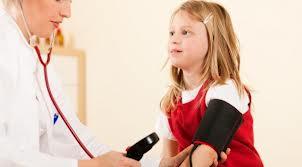 Кровяное давление у детей