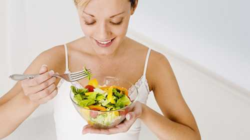 Здоровая пища для организма