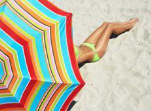 Солнечные ванны помогают справиться с гипертонией