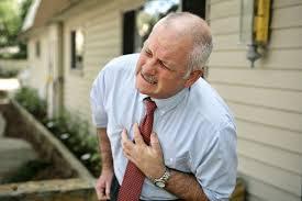 Первые симптомы инфаркта миокарда