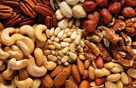 67 граммов орехов ежедневно поддержат ваше сердце