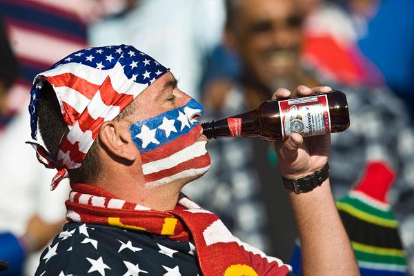 Алкоголизм в США