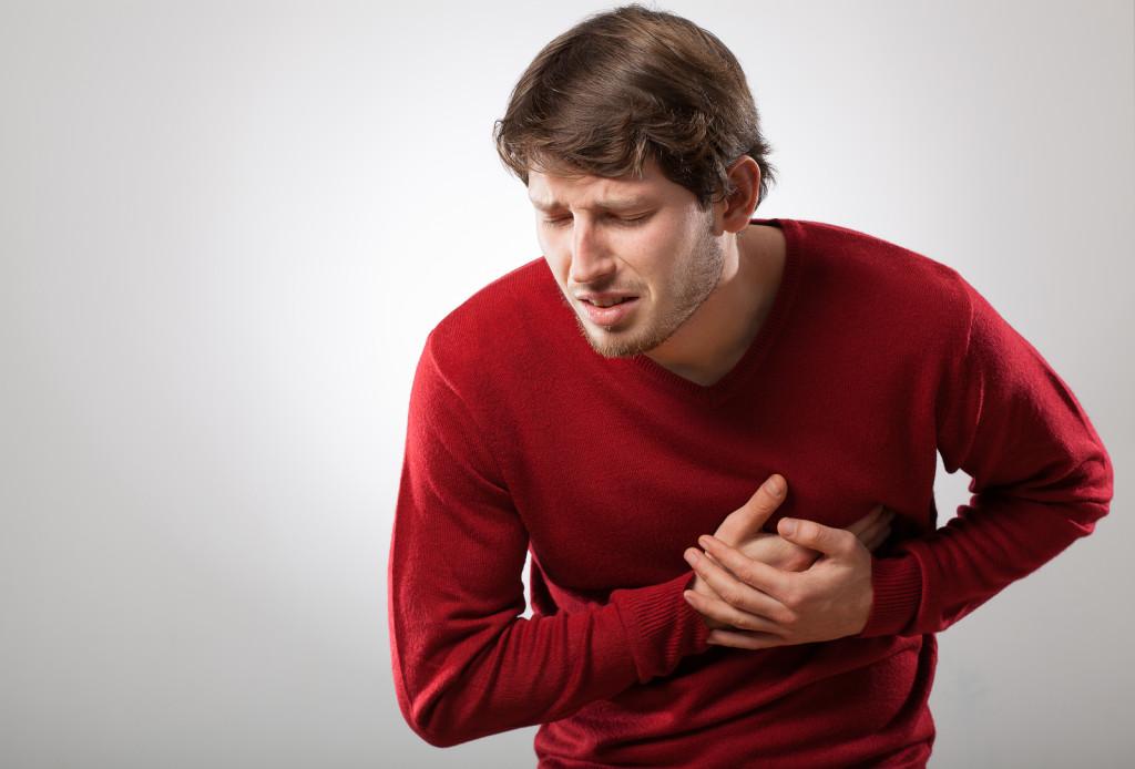 Симптоматика инфаркта миокарда (боль)