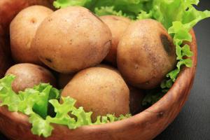 Картофель полезен для сердца
