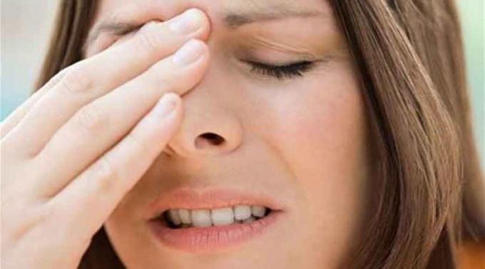 Тромбоз кавернозного синуса