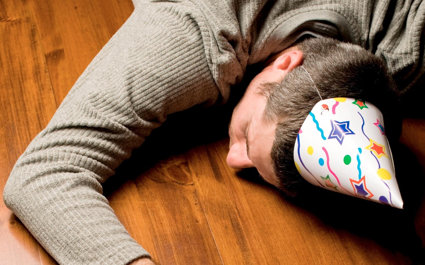 Как лечить тяжелое похмелье в домашних условиях