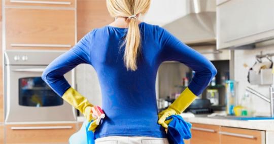 Тонкости уборки в жилье аллергика