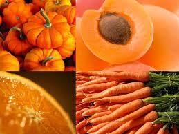 Оранжевый – цвет здорового сердца!