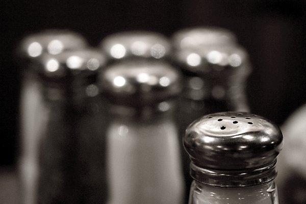 Увеличение потребления соли связано с высоким артериальным давлением