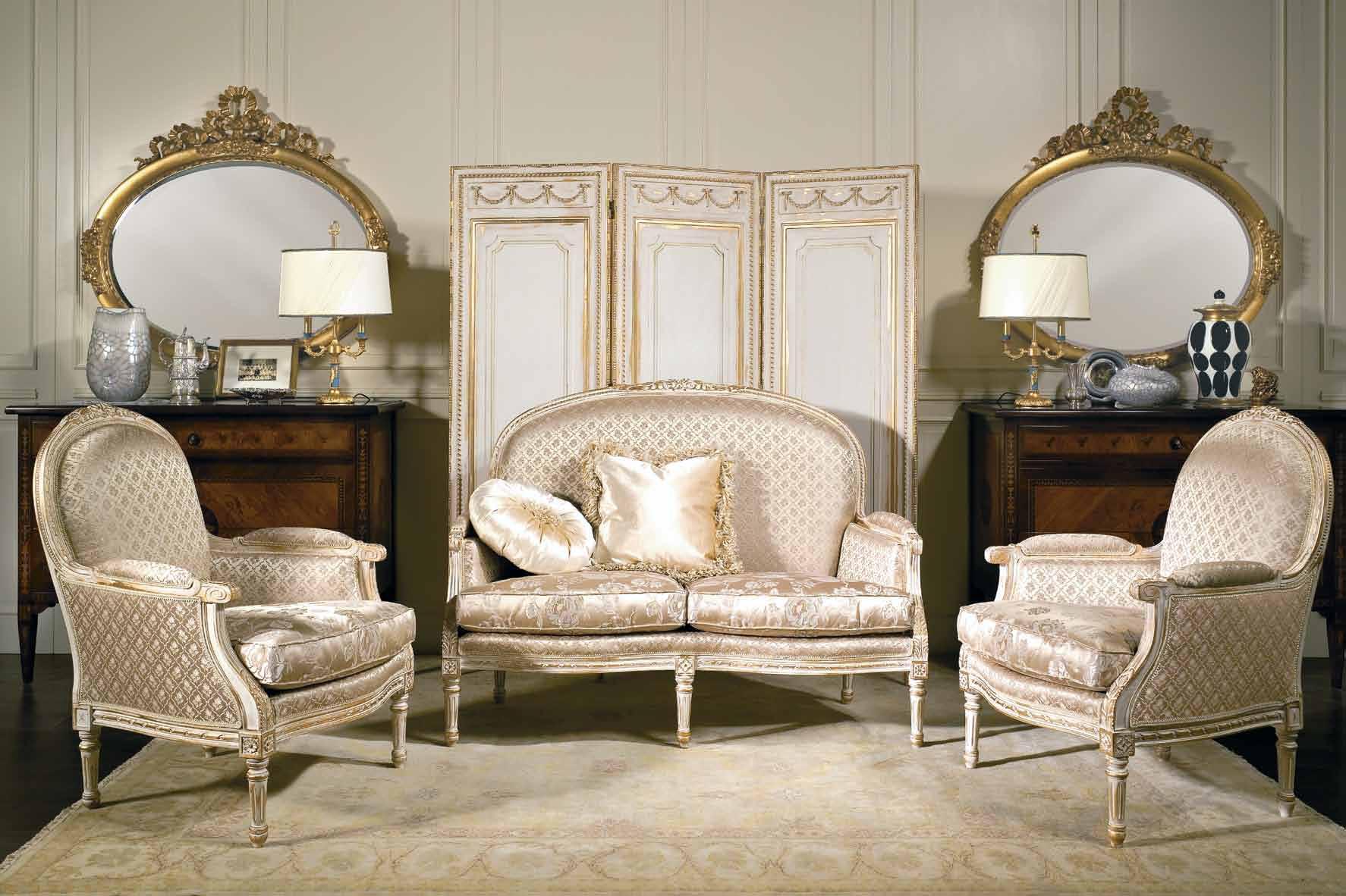 Мебель для гостиной: выбор в сторону Италии
