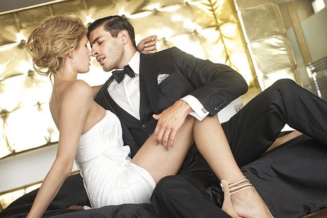 Выбираем костюм для жениха