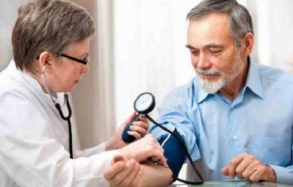 Высокое кровяное давление у мужчин