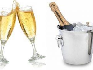 Алкогольная терапия: шампанское защитит сердце