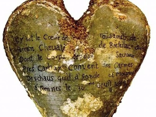 Ученые обнаружили атеросклероз в сердцах, сохранившихся с XVI-XVII вв.