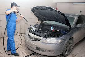 Как правильно мыть двигатель автомобиля? Полезные советы