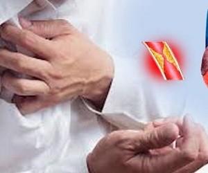 Гигиена, профилактика и первая помощь при стенокардии