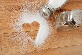 Соль и минеральная вода повышают давление