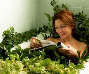 Целительные ванны перед сном для нормализации давления