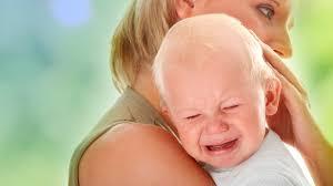 Почему плачет грудной ребенок?