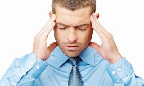Точечный массаж для снятия головной боли
