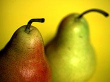 Регулярное употребление груш снижает давление
