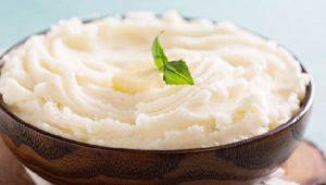 Картофельное пюре – причина гипертонии