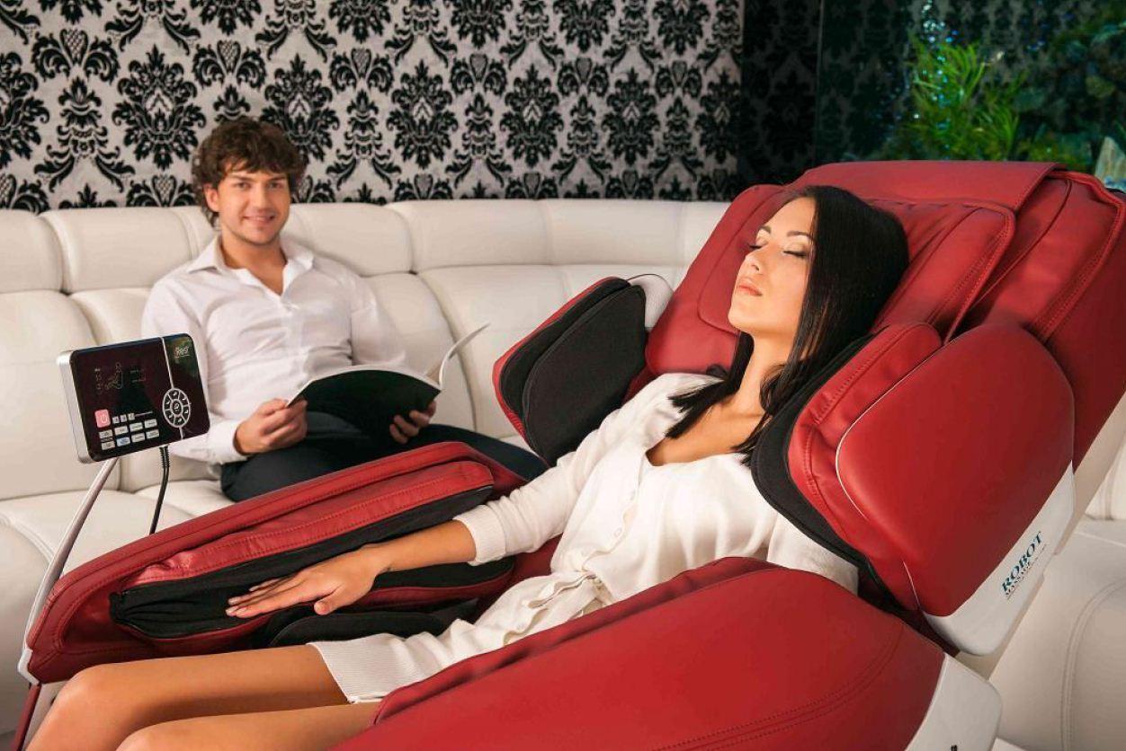 Массажные кресла или человеческие руки: что лучше?