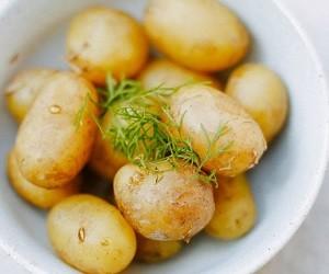 Картофельная диета помогает снизить давление