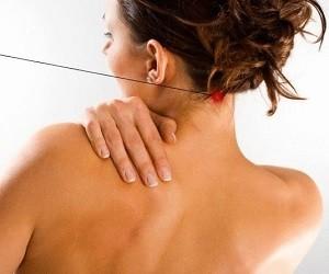 Массажем шеи можно повлиять на сердце