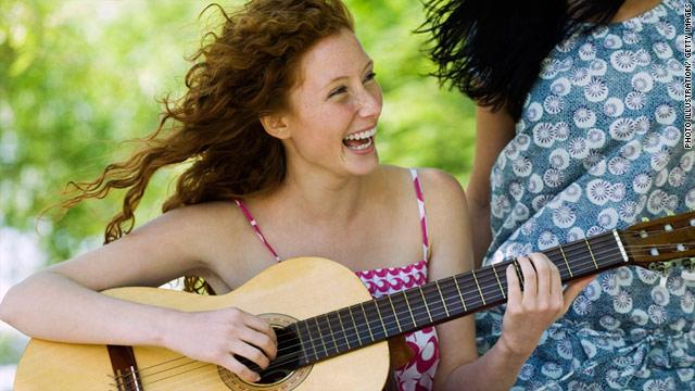 Музыка и смех помогают снизить кровяное давление