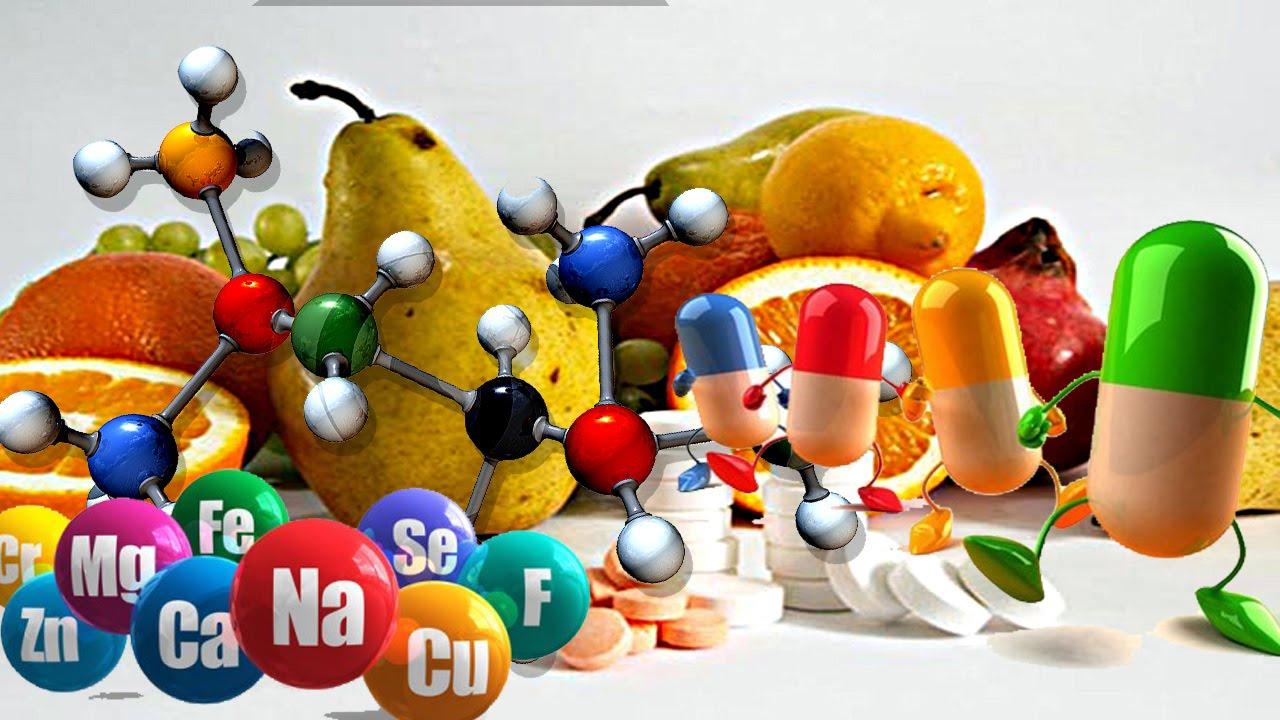 Какие и в каких случаях принимают витамины