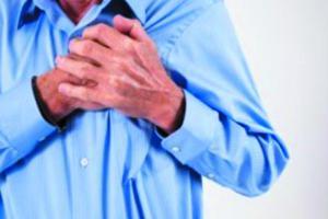 В жару повышается количество инфарктов